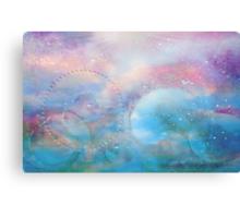 Heavens Devine Canvas Print