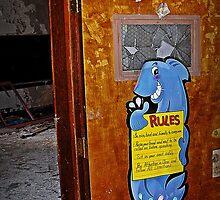 Rules by Paul Lubaczewski