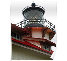 Point Cabrillo Light Station Poster