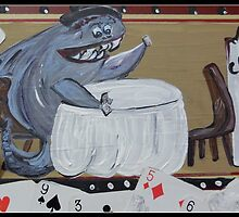 CARD SHARK by EloiseArt
