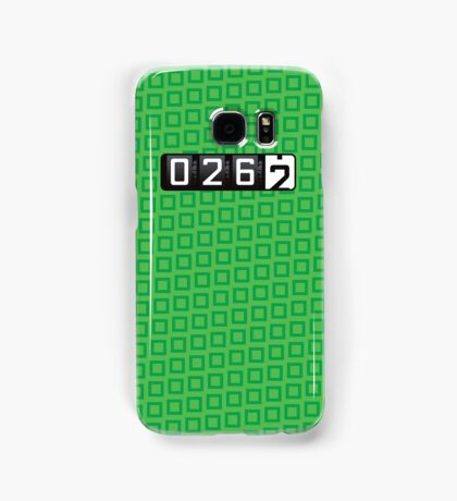 Almost There [grn] Samsung Galaxy Case/Skin