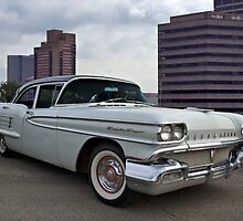 1958 Oldsmobile 88 by TeeMack