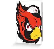 Fred Bird!!!!! Greeting Card