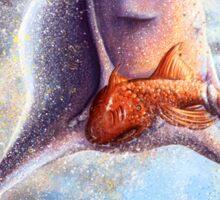 Magic Fish Sticker
