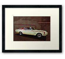 NASCAR Special Framed Print