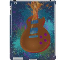 Psychedelic Gibson iPad Case/Skin