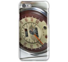 Old Gauge - iPhone Case iPhone Case/Skin
