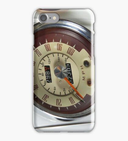 Old Gauge - iPhone Case iPhone Case/Skin