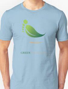 Green FootPrint T-Shirt