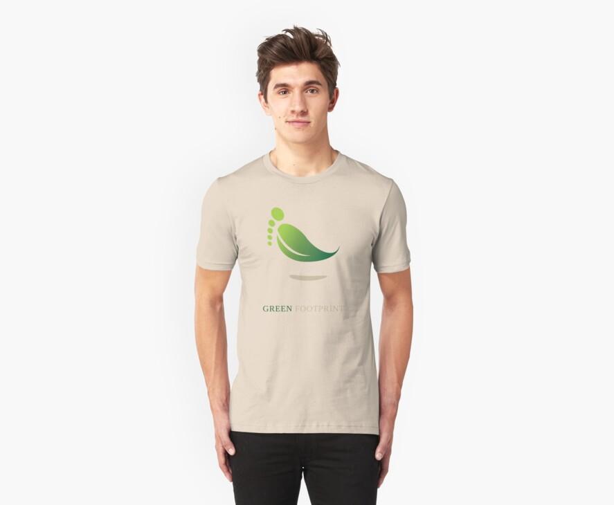 Green FootPrint by marcodeobaldia