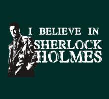I Believe In Sherlock Holmes by Kiluvi