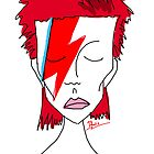 aladdin sane by myacideyes