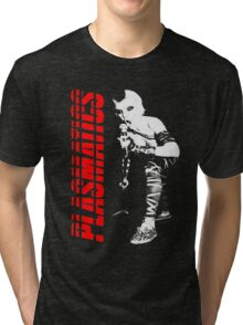 PLASMATICS Wendy O Williams Rocks Tri-blend T-Shirt