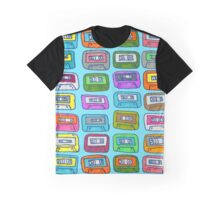 Collecting tapes in the 90s Graphic T-Shirt