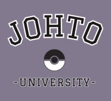 JOHTO UNIVERSITY by Al9000