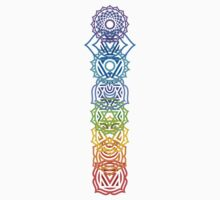 Your Inner Chakras by OpenYourMind