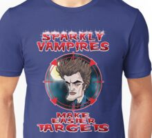 Sparkly Vamps Unisex T-Shirt