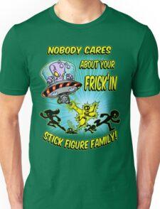 SICK FIGURE FAMILY Unisex T-Shirt