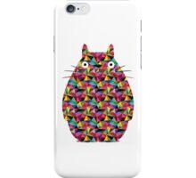 Mosaic Totoro iPhone Case/Skin