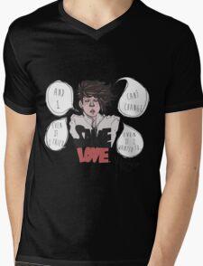 SAME LOVE Mens V-Neck T-Shirt
