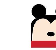 Hi-Ya Pal -Mickey by graphicloveshop