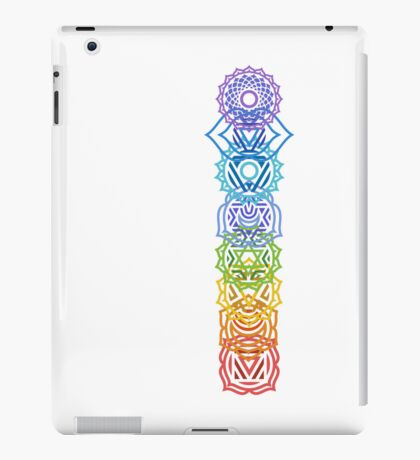 Your Inner Chakras iPad Case/Skin