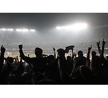 Kolkata vs Goa Photographic Print