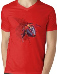 Cybernoid Mens V-Neck T-Shirt