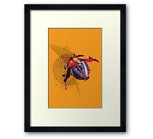 Cybernoid Framed Print