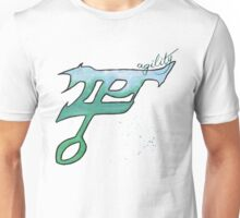 agility. #clary's runes Unisex T-Shirt