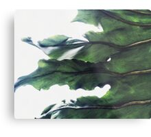 it's a green world Metal Print