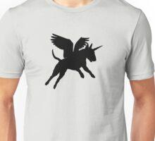 Magic Bull Terripegacorn! Unisex T-Shirt