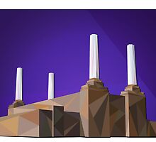 Battersea Power Station 2 by Jack Howse
