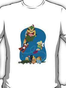 Despicable Pan  T-Shirt