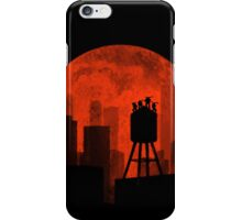 Four Ninjas - RED iPhone Case/Skin
