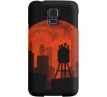Four Ninjas - RED Samsung Galaxy Case/Skin