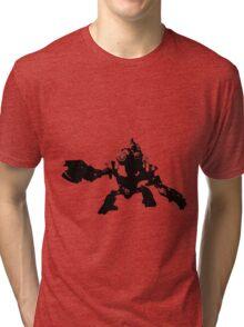 Grunt Halo t shirt Tri-blend T-Shirt