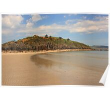 Marble Hill Beach Poster