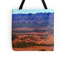 Off the Bluff Tote Bag