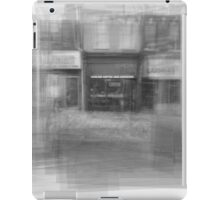 Redline Coffee and Espresso Cafe Streetscape Toronto iPad Case/Skin