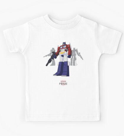 Optimus Prime - (mix) - light T-shirt Kids Tee