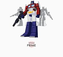 Optimus Prime - (mix) - light T-shirt Men's Baseball ¾ T-Shirt