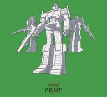 "Optimus Prime - (""model"") - light T-shirt One Piece - Short Sleeve"