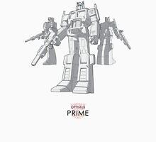 "Optimus Prime - (""model"") - light T-shirt Unisex T-Shirt"