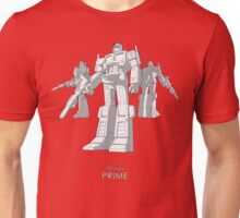 "Optimus Prime - (""model"") - dark T-shirt Unisex T-Shirt"