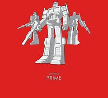 "Optimus Prime - (""model"") - dark T-shirt Unisex T-Shirt"