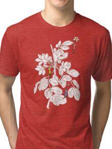 Pikminus minoris. Tri-blend T-Shirt