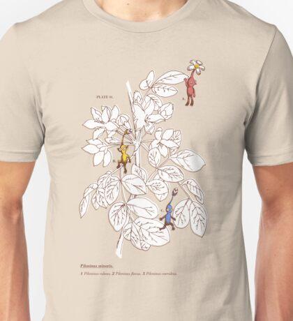 Pikminus minoris. Unisex T-Shirt