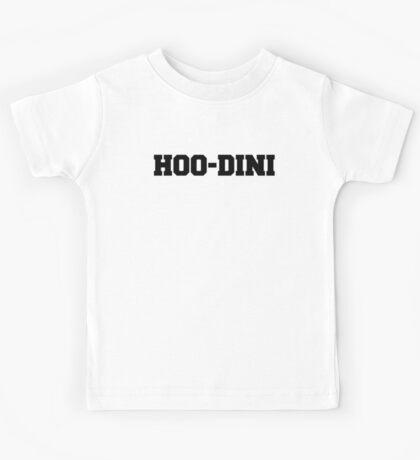 HOO-DINI Kids Tee