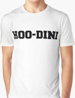 HOO-DINI Graphic T-Shirt